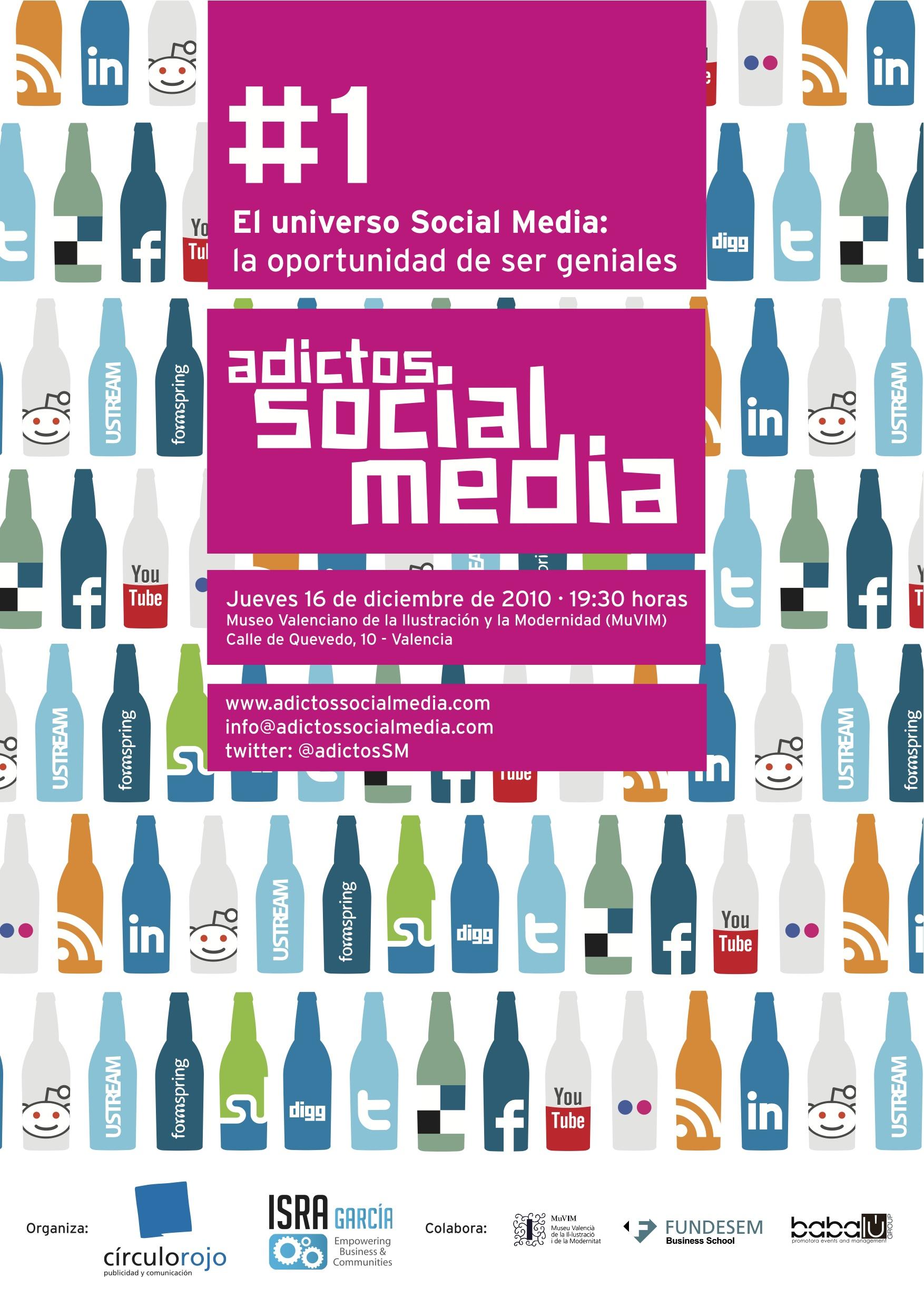 social media: la oportunidad de ser geniales